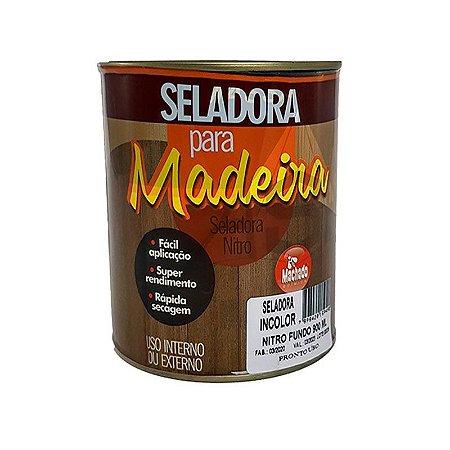 Machado - Seladora Nitro Fundo - Incolor - 900 ML