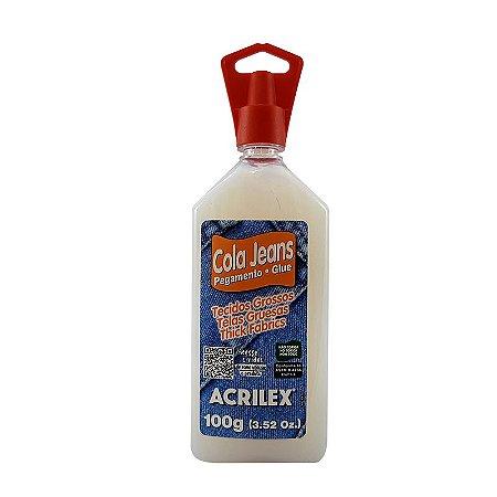 Acrilex - Cola Jeans - 100g