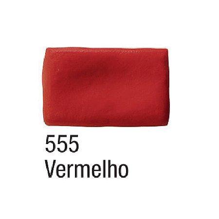 Acrilex - Massa para Biscuit 90g – Vermelho (555)