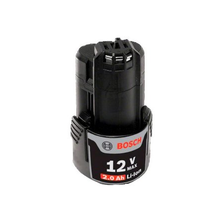 Bosch - Bateria de Íons de Lítio GBA 12V MAX 2.0Ah