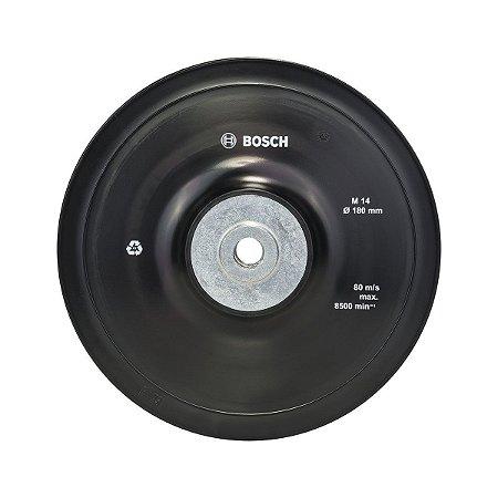 """Bosch - Disco Suporte de Lixa 7"""" c/ Porca"""