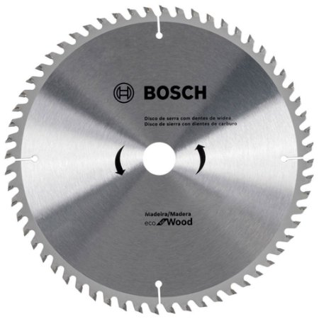 Bosch - Disco de Serra Circular ECO D184 x 60T
