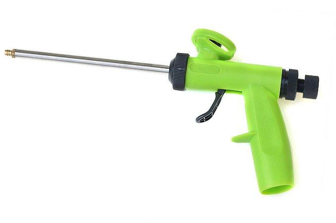 Akfix - Pistola Aplicadora de Espuma - (P-20) - (Plástico Verde)