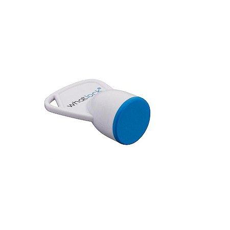 Hafele - Puxador Safefix Magn - V2 - D28x60mm - Plastificado