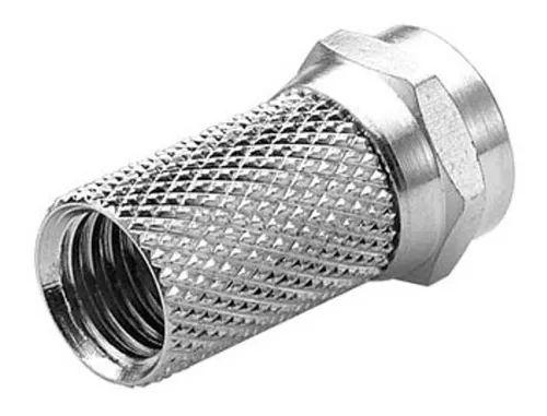 Mister - Conector Coaxial Rosca RG59 5,5mm com 10 unid. - 148527