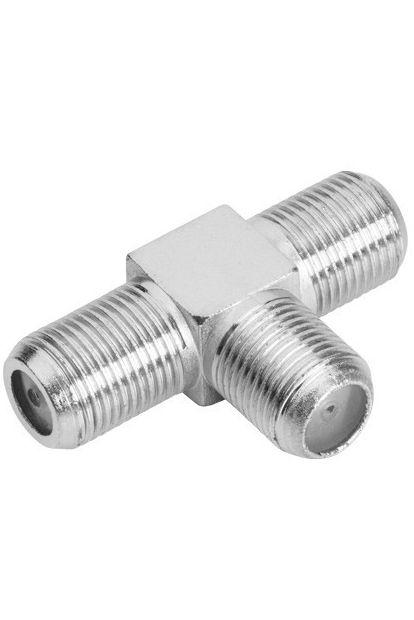 Mister - Conector Coaxial TE Macho com 2 Unidades 102617
