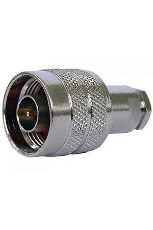 Mister - Conector Coaxial ROSC RG58 (4,5mm) com 10 Unidades 2618