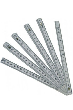 Mister - Escala Metrica ABS 2m 105476