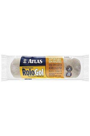 Atlas - Rolo Lã Gol Sem Cabo 23cm 2857