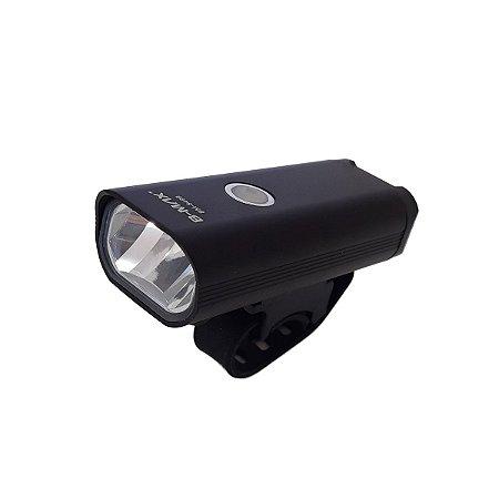 B-MAX - Lanterna LED p/ Bike - Recarregável - BM-8499
