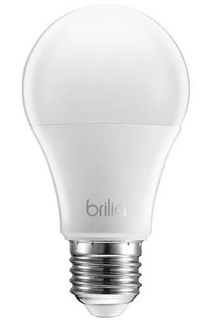 Brilia - Lâmpada Led Bulbo 15W 6500K BIV.