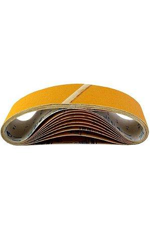 Norton - Cinta de Lixa Estreita K121 P100 533X75 CX - 50 UN