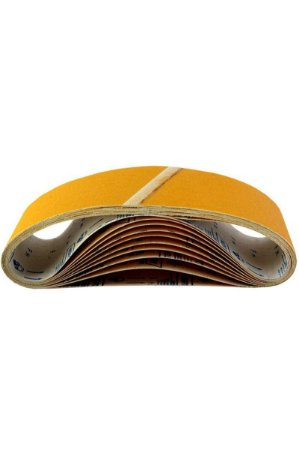 Norton - Cinta de Lixa Estreita K121 P80 610X75 CX - 50 UN