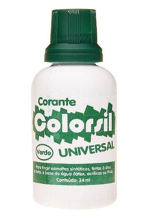 Salisil - Corante Universal Colorsil - Verde 7937 - 34ml