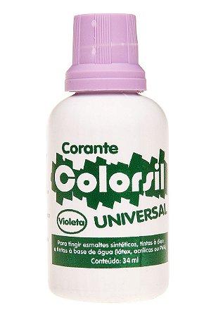 Salisil - Corante Universal Colorsil - Violeta 6243 - 34ml