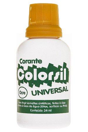Salisil - Corante Universal Colorsil Ocre 7933 - 34ml