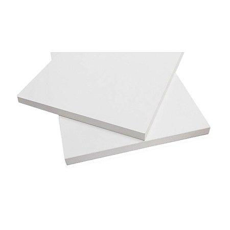 DiCarlo - Prateleira Roma Branca - 100 x 20cm - 1171FPA01.0089