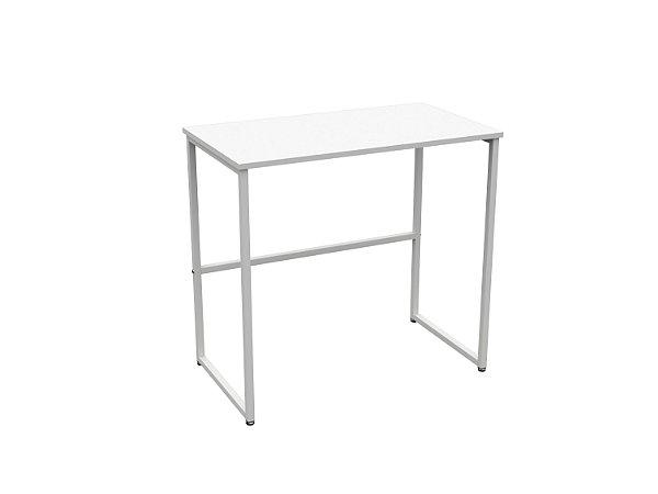 DiCarlo - Escrivaninha Delin Branco - 80 x 45 x 75cm - 1166FPA01.0001