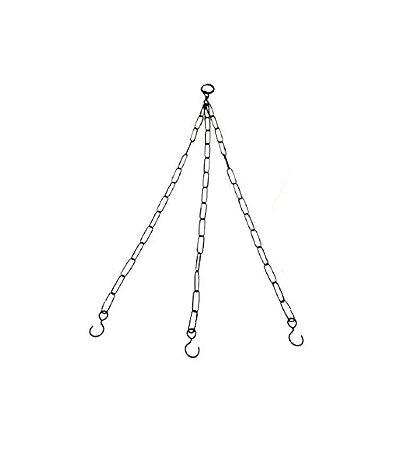 DiCarlo - Conjunto Corrente Giratoria 45cm - Branca - 1132FPA01.0002