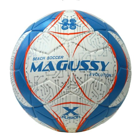 Bola Magussy Beach Soccer Futebol De Areia X Fusion Oficial