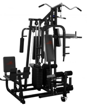 Multi Estação Musculação Fit 415 Semi Profissional Embreex