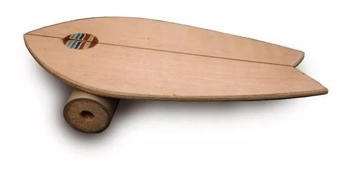 Prancha De Equilíbrio Woodboard
