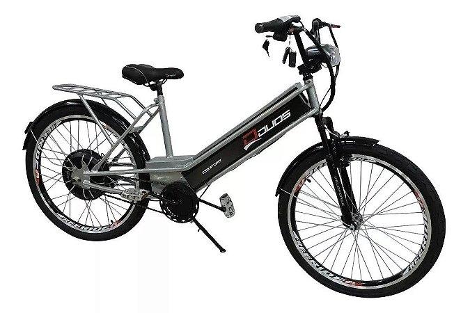Bicicleta Elétrica Confort 800w Duos Bike Confort