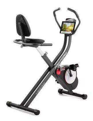 Bicicleta X Bike Duos Proform Vertical ou Horizontal Magnética