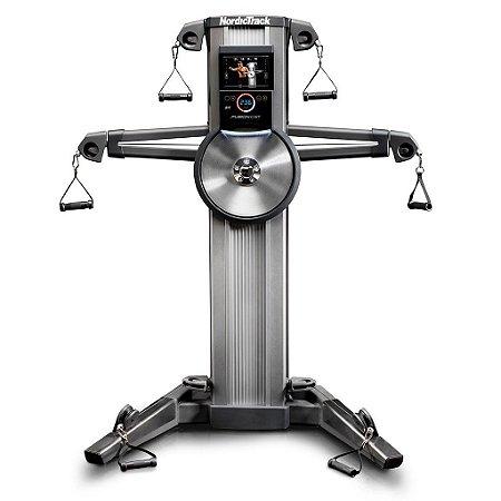 Estação Musculação Nordcitrack Fusion Cst Touch Pad 10 Ifit