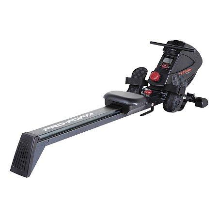 Remo Seco Musculação Dobrável Display 440r Proform Fitness