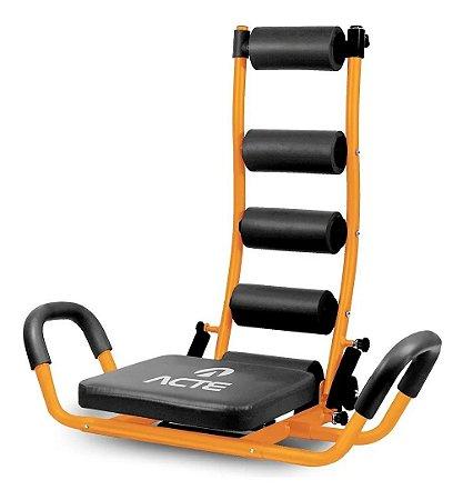 Aparelho Abdominal Core Plus Acte Sports Exercícios 3 Niveis