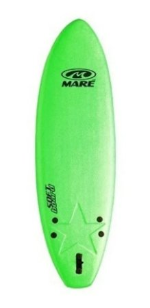 Prancha De Surf Soft Infantil Mini Board 4'11 Maré