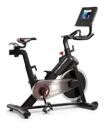 Bike Spinning Proform Smart Power 10.0 C/ Lcd Até 124 Kilos