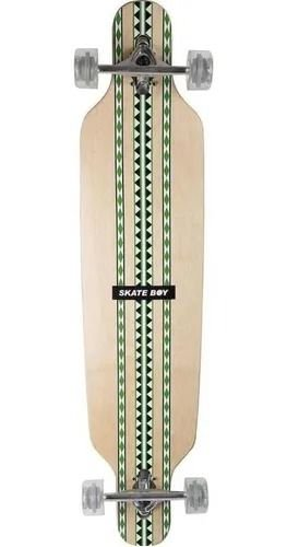 Skate Longboard Truck Blindado Completo Profissional