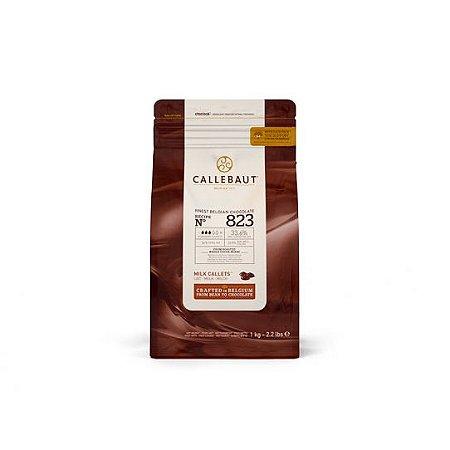 823 - Chocolate ao leite em gotas 33,6%