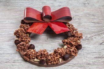 Curso Presencial: Natal encantado Callebaut  com Gláucia Scheffel -20.11.2018