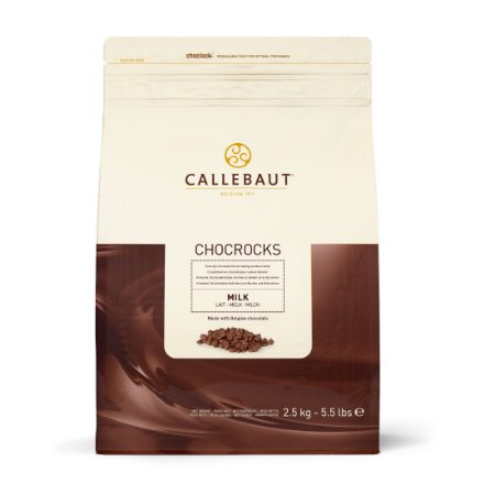 Chocrocks - Chocolate ao leite - 2,5kg