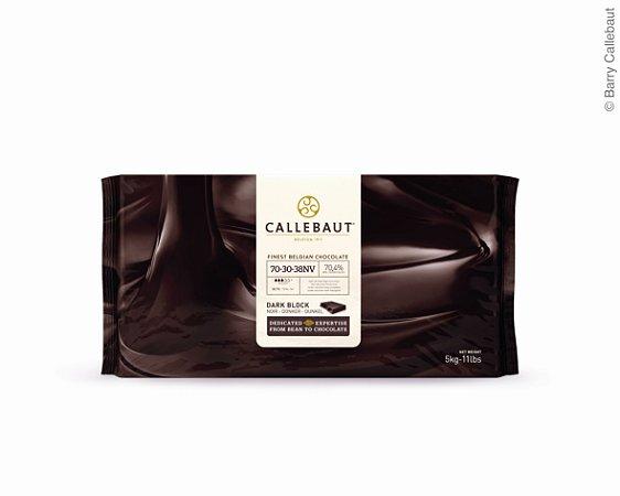 70-30-38 Chocolate amargo 70% - Barra 5kg