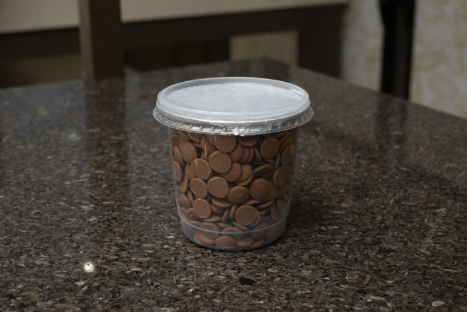 Chocolate Saborizado Callebaut Caramelo 500g