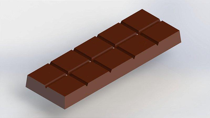 Forma Policarbonato GI034 barra tablete 500g