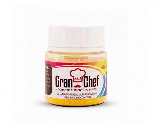 Corante Lipossolúvel Gran Chef - Amarelo