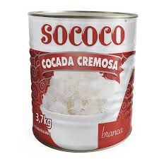 Cocada Branca Sococo - Balde 3,7kg