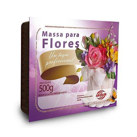 Massa para Flores 500g