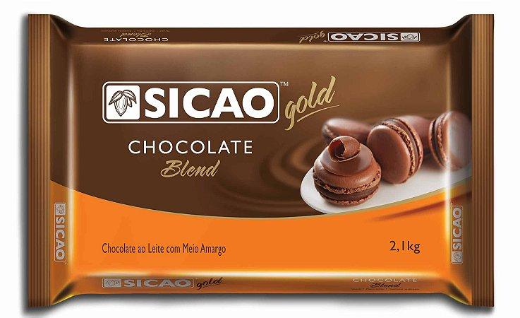 Chocolate Barra Blend  sicao