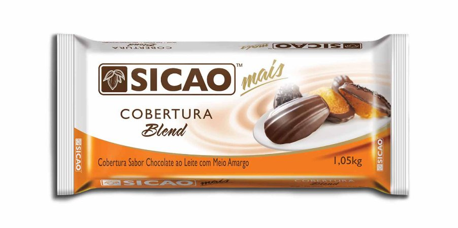 Cobertura Fracionada Barra Blend Sicao