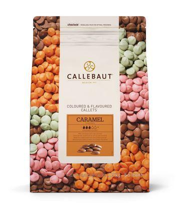 Chocolates Coloridos e Saborizados Callebaut - 2,5kg