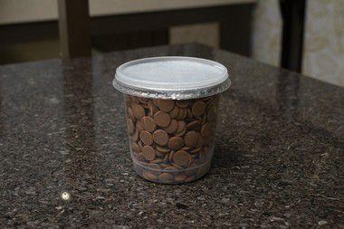 Chocolates Coloridos e Saborizados Callebaut - 500g