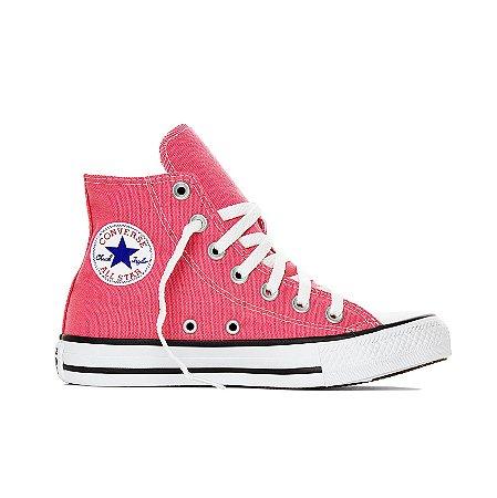 Tênis Converse All Star Chuck Taylor Hi - Rosa Palido