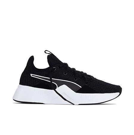 Tênis Puma Incite FS WNS Feminino - Black