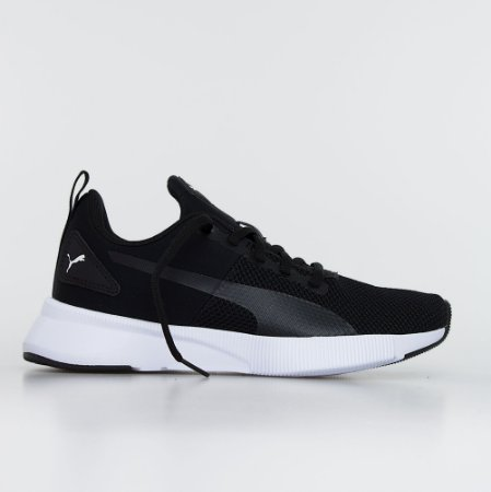 Tênis Puma Flyer Runner - Black/White